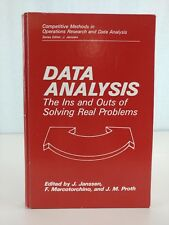 Data Analysis: The Ins and Outs of Solving Real Problems (Competitive Methods in