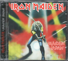 Iron Maiden CD Maiden Japan Brand New Sealed