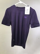 ICEBREAKER Merino Men's Tech Lite T-shirt - PURPLE - XS - NEW WITH TAGS!