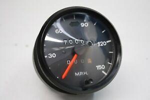 Porsche 924 OEM VDO 150mph Speedometer & Odometer Gauge 477957023 (9/76)