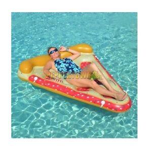 Cherry Pie Slice Giant Pool Float Raft Swimline 90646 Water Beach Inflatable