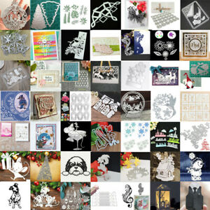 Metal Cutting Dies Die Cut Stencil Embossing Scrapbooking DIY Photo Album Craft
