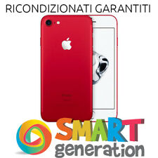  Apple iPhone 7 Red / Rosso edizione limitata capacità 128GB💡Ricondizionato