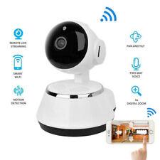 Pan Tilt Wireless IP Camera WIFI 720P CCTV Home Security Cam Micro SD MIC P2P