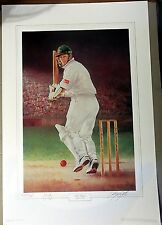 """MARK WAUGH, """"MARK WAUGH"""" by d'Arcy Doyle. HAND SIGNED LIMITED EDITION PRINT"""