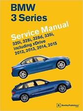 BMW 3 SERIES F30 320i 328i 328d 320 328 335 i d Owners Repair Manual Handbook
