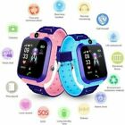 Waterproof Kids Smart Watch Anti-lost Safe GPS Tracker SOS Call For iOS Android
