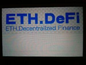 Domain name  ETH DeFi.ORG
