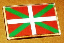 Basque Country Euskal Herria Ikurrina flag fridge magnet