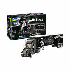 "Revell 07654 Gift Set - ""Motorhead"" Tour Truck 1:32 Model Kit"
