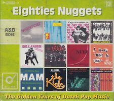 The Golden Years Of Dutch Pop Music 2 CD Set Eighties Nuggets 2019