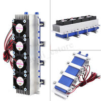 12V Semiconductor Refrigeration Set Thermoelectric DIY Water Cooling System Kits