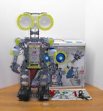 Meccano Meccanoid G15, 600 Pieces Bluetooth Robot, Assembled, Complete with box