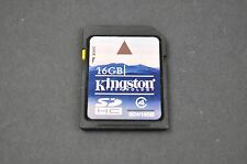 Kingston 8G Class 4 SDHC Memory Card for Digital Camera DH9069