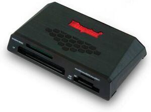 Kingston FCR-HS3 USB 3.0 Card Reader - SD Card TF card MicroSD Compact Flash M2