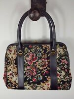 Vintage Markay Bags Tapestry Purse