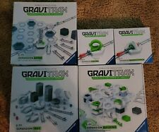 NEW Gravitax Track System Expansion Sets LOT. STEM Ravensburger. Gravity.