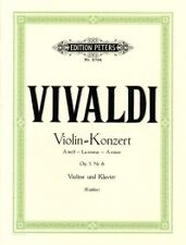 VIVALDI CONCERTO Op3 No 6 Amin RV356 Kuchler Vln