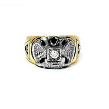 9689439a9eb84 10k gold diamond ring size 8 in Collectibles | eBay