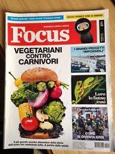 RIVISTA FOCUS SCOPRIRE E CAPIRE IL MONDO n. 271 Maggio 2015