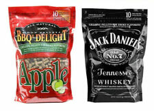 Jack Daniels Smoking Pellets & Apple Smoking Pellets