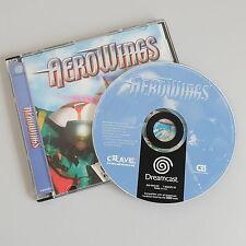 Aerowings Sega Dreamcast Spiel