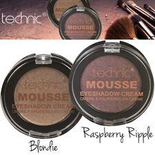 Technic Mousse EyeShadow Cream Long Lasting Eye Sparkle Blondie Raspberry Ripple