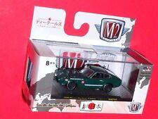 M2 Machines Auto-Japan 1970 Nissan Fairlady Z Z432  8800 pcs.   WMTS05 17-17