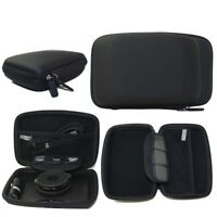 """Hard Carry Case Cover 6"""" In Car Sat Nav Holder For GPS TomTom Start 60 Garmin"""