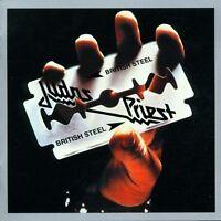 "JUDAS PRIEST ""BRITISH STEEL"" CD REMASTERED NEUWARE!!!!!"
