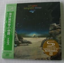 Yes-Tales From Topographic Japon SHM MINI LP 2cd Neuf WPCR - 13519/20