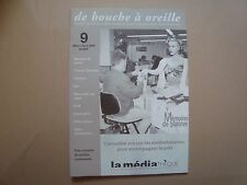 MARILYN MONROE rare DE BOUCHE cover magazine