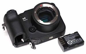 Sigma SD Quattro body Digital SLR Camera - Black (Body Only)
