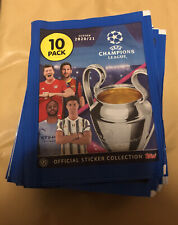 Topps UEFA Champions League 20/21 Stickers 50 packets!!!!