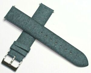 VEGAN WATCH STRAP MADE FROM PINEAPPLE LEAF FIBRE 10 TO 18MM FREE PINS & FREEPOST