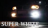 BMW 3 Series E46 BRIGHT XENON 6000K WHITE Foglight SMD LED Fog Light Bulbs