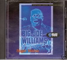 CD: BIG JOE WILLIAMS - Sugar Mama