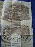 AULA-ANTIQUITATUM ROMANARUM EPITOME AD USUM SEMINARI NEAPOLITANI-1843-7 TAVOLE