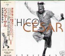 Chico Cesar - Cuscuz cla - Japan CD - NEW Chico César