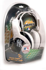 FanJams NY Yankees PREMIUM  Over Ear DJ Headphone