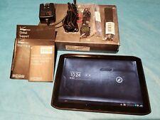 Motorola Droid Xyboard 10.1 MZ617 16GB, Wi-Fi + 4G (Verizon), 10.1in - Black