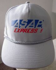 ASAP EXPRESS baseball hat cap Romulus snapback MICHIGAN transportation