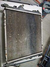 radiateur moteur  renault clio williams 16s