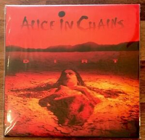 Alice in Chains - Dirt LP [Vinyl New] 180gm Remastered Import MOVLP037