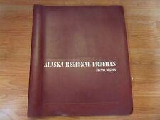 Alaska Regional Profiles - Arctic Region Book