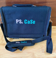 Play Station PS2 Padded Bag Carrying Case