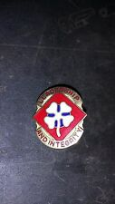 Us Army 4th Army Distinctive Unit Insignia
