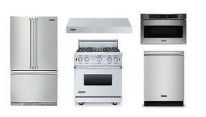 Viking Kitchen Appliance Package