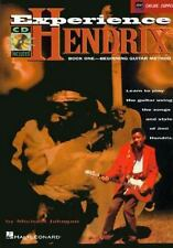 Experience Hendrix, Book 1: Beginning Guitar Method- Learn to Play the Guitar Us