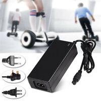 Leistung Adapter Ladegerät Für 2 Räder Selbst Balancing Hoverboard Scooter Cord